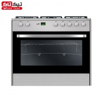 Gas Cooker Romina Digital Steel Sgc5   Rd1111n