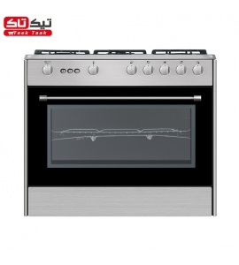 Gas Cooker Romina Classic Steel Sgc5   R111n
